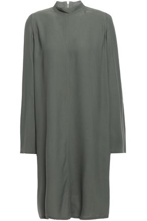 RICK OWENS Crepe dress