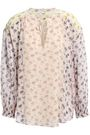 JOIE Tyla floral-print silk-georgette blouse