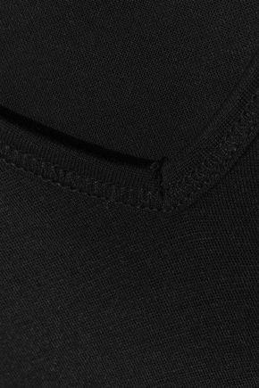 IRIS & INK Kemma silk-jersey top