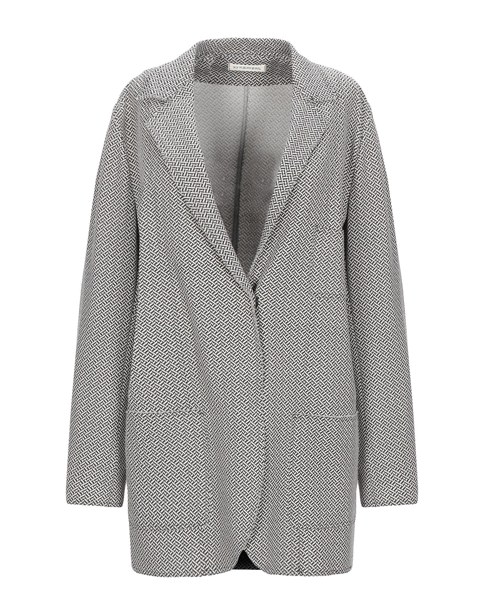 LA FABRIQUE Пиджак la fabrique легкое пальто