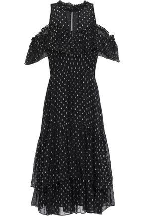 REBECCA TAYLOR Midi Dress