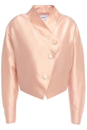 NANUSHKA Organza blouse