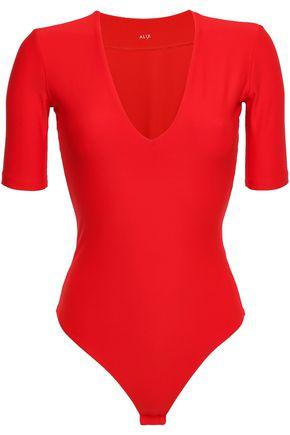 ALIX NYC Ludlow stretch-jersey bodysuit