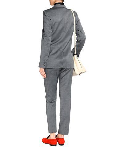 Фото 2 - Женский пиджак CLAUDIE PIERLOT серого цвета