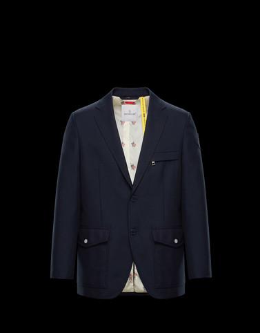 CREIL Blue Blazers Man