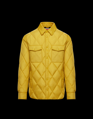 CHAMOIX Yellow Blazers Man