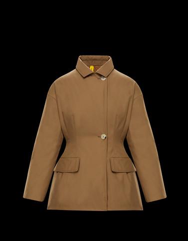 MEZ Camel Jackets & Coats Woman