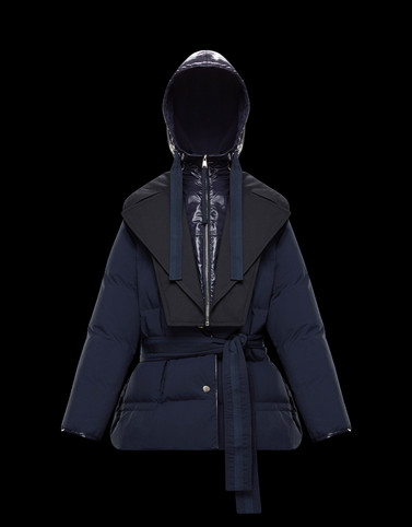 GLOM Dark blue Jackets & Coats