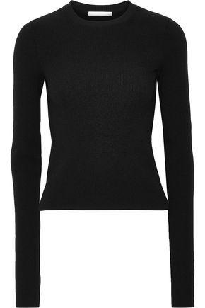 HELMUT LANG Ribbed-knit top