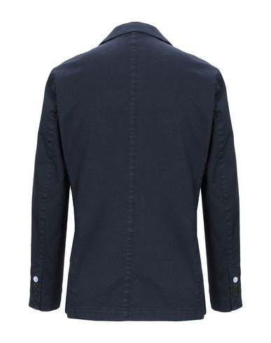Фото 2 - Мужской пиджак BARBATI темно-синего цвета