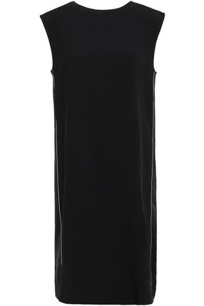 THEORY Stretch-crepe dress