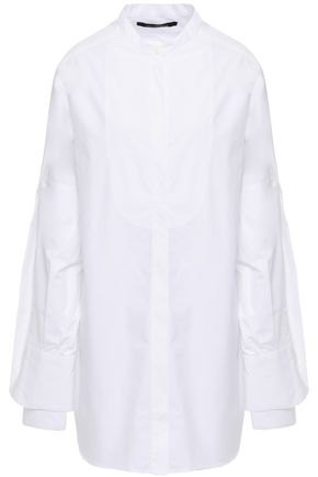 ROKH Cotton-poplin shirt