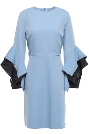 ROKSANDA Crepe mini dress