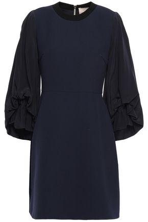 ROKSANDA Silk-blend crepe de chine mini dress