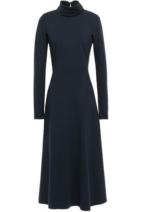 VICTORIA BECKHAM Cutout jersey midi dress
