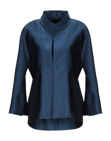 Фото - Женский пиджак BOTONDI MILANO темно-синего цвета