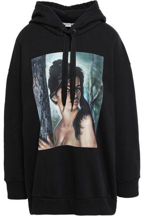 STELLA McCARTNEY Printed cotton hoodie
