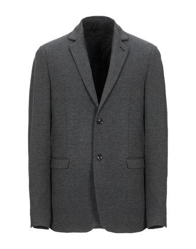Купить Мужской пиджак GEAN.LUC свинцово-серого цвета