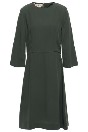 MARNI Crepe dress