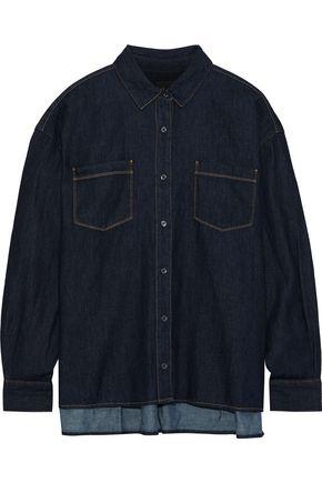3x1 デニム シャツ