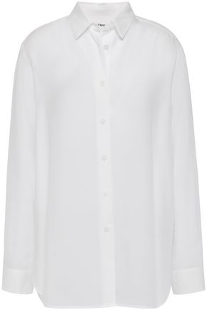 FILIPPA K Pleated woven shirt