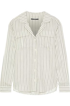 J BRAND Striped jacquard shirt