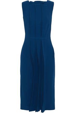 JASON WU Pleated crepe dress