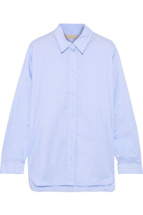 VANESSA BRUNO Cotton-poplin shirt