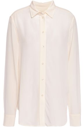 FILIPPA K Silk crepe de chine shirt
