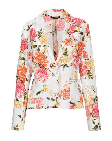 Купить Женский пиджак BLUE LES COPAINS белого цвета