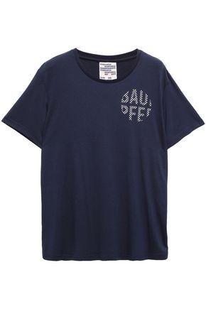 BAUM UND PFERDGARTEN Night Sky printed stretch-jersey T-shirt