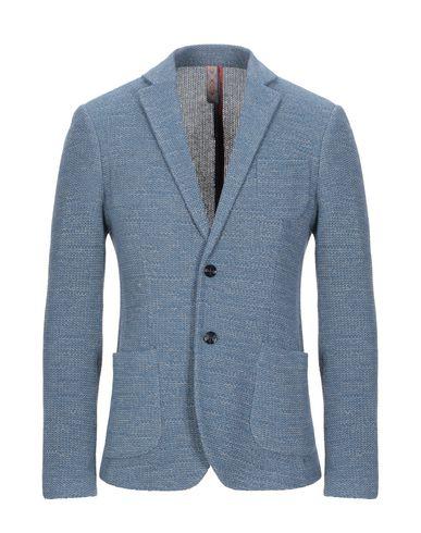 Купить Мужской пиджак BICOLORE® пастельно-синего цвета
