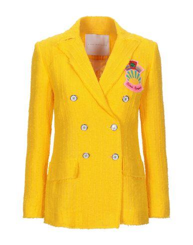 Фото - Женский пиджак GIADA BENINCASA желтого цвета