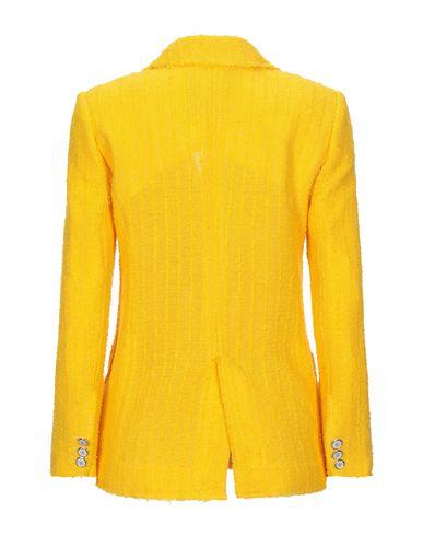 Фото 2 - Женский пиджак GIADA BENINCASA желтого цвета