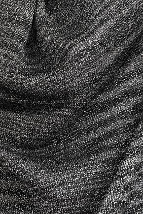 ミッソーニ メタリック かぎ針編みニット タンクトップ