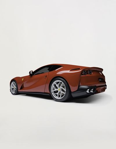 Ferrari 812 Superfast model in 1:8 scale