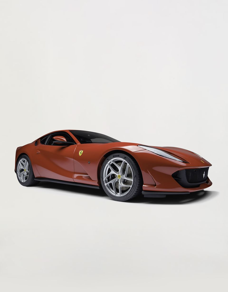 Scuderia Ferrari Online Store - Ferrari 812 Superfast model in 1:8 scale - Car Models 1_1.8
