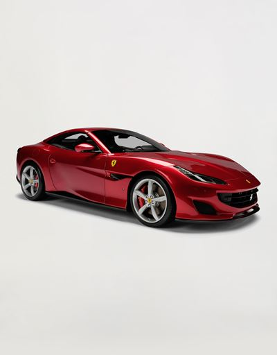 Ferrari Portofino model in 1:8 scale