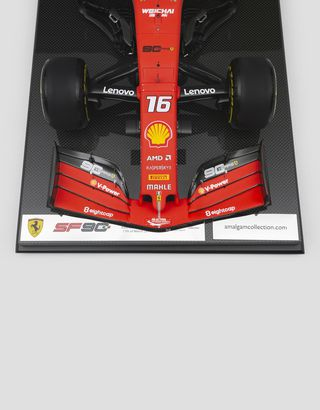 Scuderia Ferrari Online Store - Ferrari SF90 Leclerc 1:8 scale model - Car Models 1_1.8