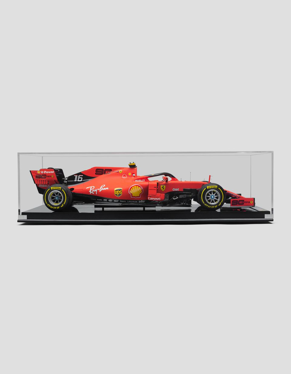 Scuderia Ferrari Online Store - Ferrari SF90 Leclerc model in 1:8 scale - Car Models 1_1.8