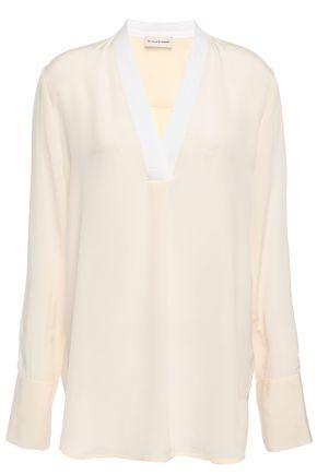 BY MALENE BIRGER Silk crepe de chine blouse