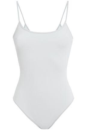 ALIX NYC Elizabeth stretch-jersey thong bodysuit
