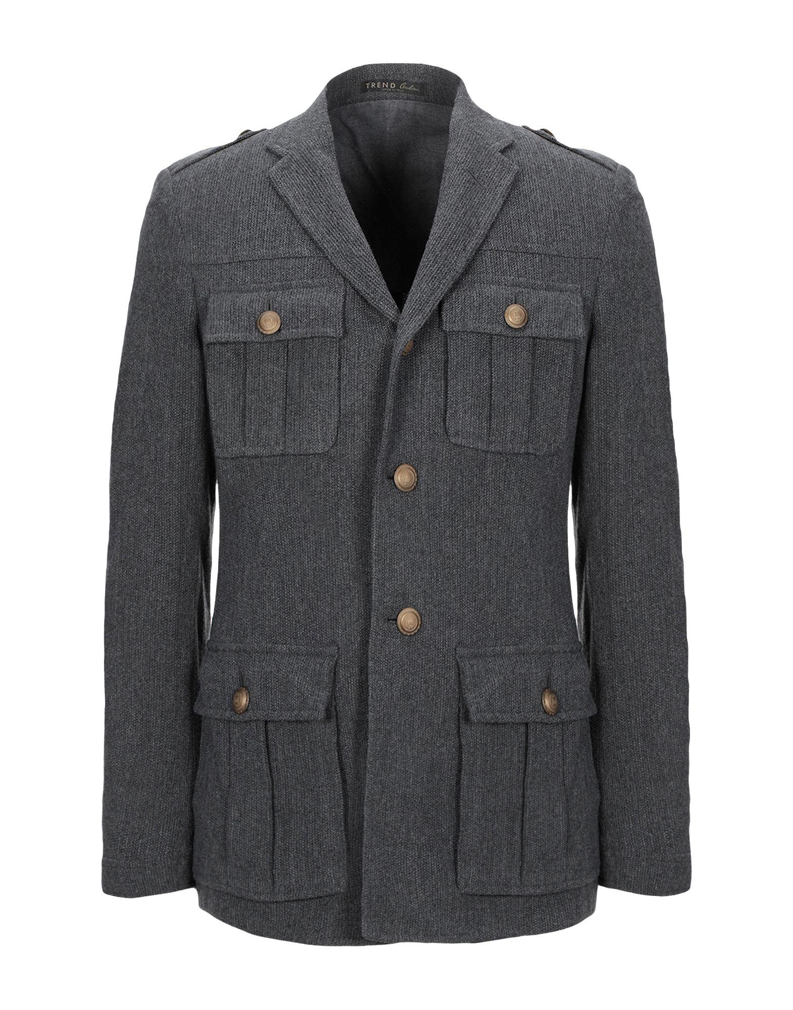 купить TREND CORNELIANI Пальто дешево