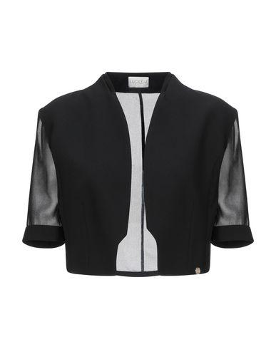 Фото - Женский пиджак LUCKYLU  Milano черного цвета