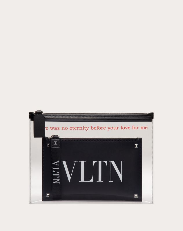 VLTN Transparent Pouch