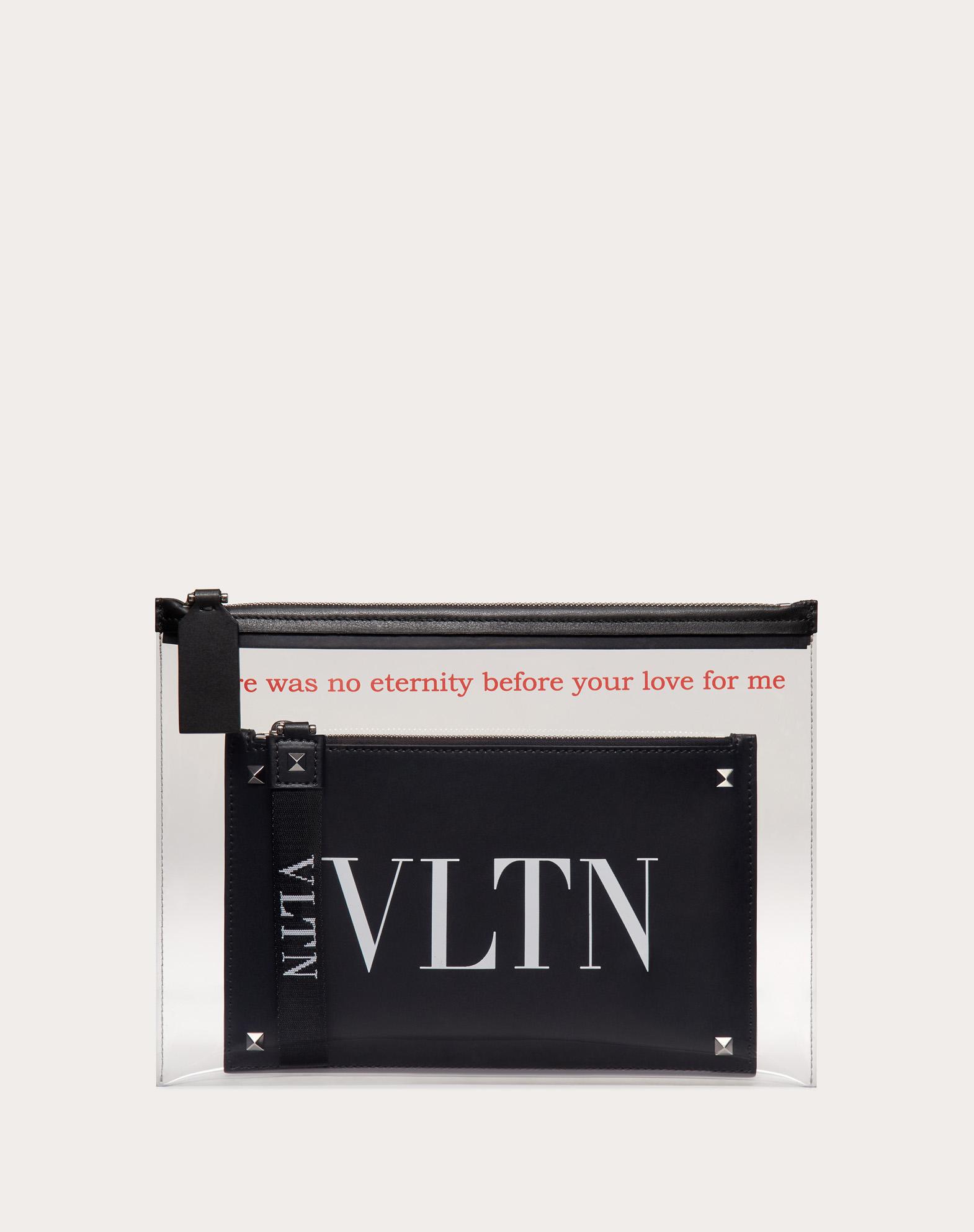 VLTN Transparent Pouch