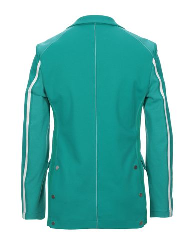 Фото 2 - Мужской пиджак  зеленого цвета