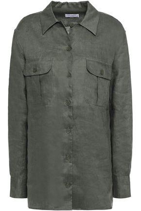 EQUIPMENT Linen shirt