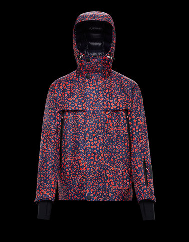 RHINE Multicoloured 3 Moncler Grenoble Man