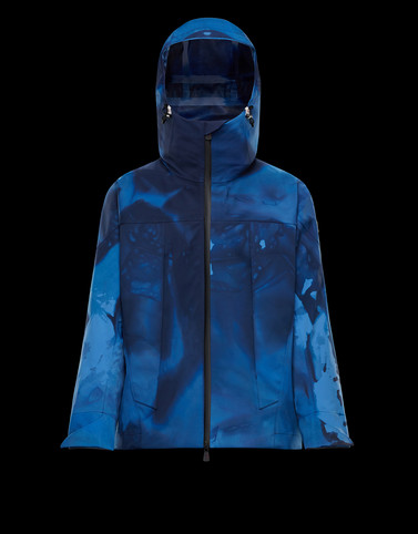 SAENT Blue 3 Moncler Grenoble Man